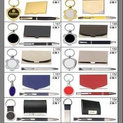 Pen Card Holder Keychain Set for Personal & Gifting