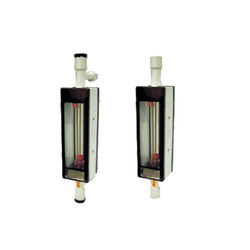 Screwed Connection Glass Tube Rotameter