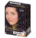Impression Dark Blue Shade Hair Colours, For Personal