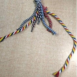 Multi Colored Cotton Rope