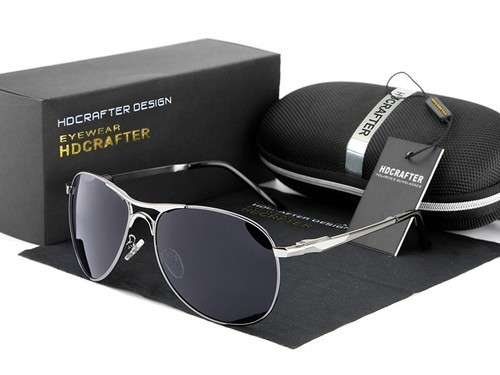 629188e498 HDCRAFTER Polarized Outdoor UV400 Sunglasses for Men