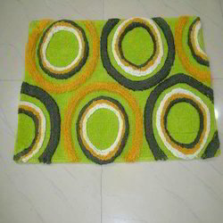 Designer Cotton Bath Mats