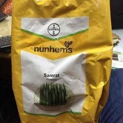 Hybrid Okra Samrat Seed