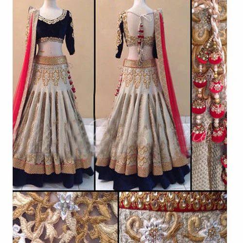 467e3f412a2ffa Fancy Lehenga Choli at Rs 8000 /piece | Designer Lehenga | ID ...