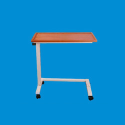Sanjeevini Surgical Stainless Steel Bed Side Table, For Home