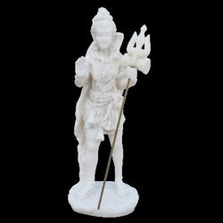Shiva Standing In Resin Shiva_3