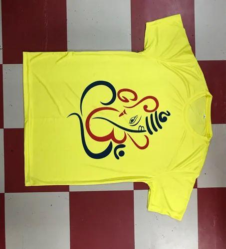 8399a583a00d54 ganesh tshirt, प्रिंटेड टी शर्ट्स - Rdc Sports Wear ...