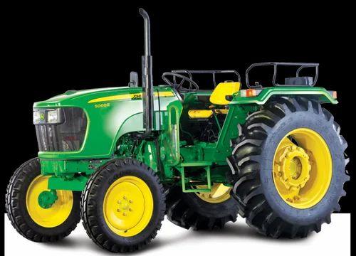 John Deere Tractor 5060e Top Model