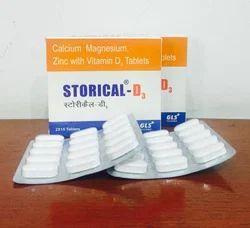Vitamin D3 & Calcium Tablet