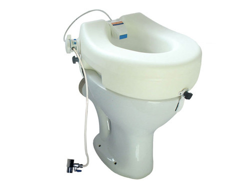 Fordham Consultancy Raised Toilet Seat With Hygiene