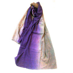 Merino Super Wool Ombre Scarves