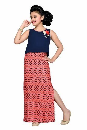 58ffd06131e8 Ambika Clothing . Hunny Bunny Girl s Maxi Dress