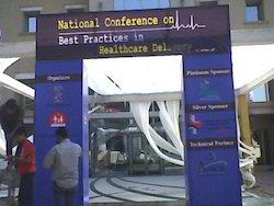 Promotional Display Gate