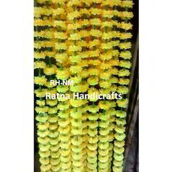 Artificial Marigold Flower Decoration Garlands NM