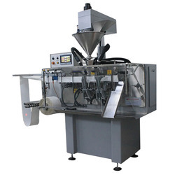 Free Flow Powder Packing Machine