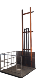 Stacker Hydraulic Goods Lift
