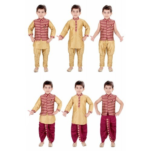 b9889421cc 6 in 1 Kids Boys Ethnic Wear, Kids Ethnic Wear | Dharavi, Mumbai ...