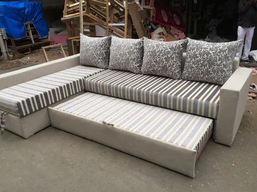 Surprising L Sofa 5 Seater L Sofa Cum Bad Wholesale Sellers From Mumbai Interior Design Ideas Skatsoteloinfo