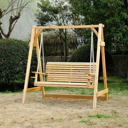 Bamboo Garden Swing Chair At Rs 15000