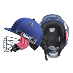 SM Vigour Cricket Helmet