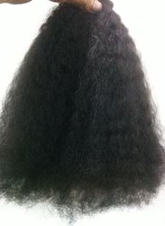 Afro Styled Wefts Hair
