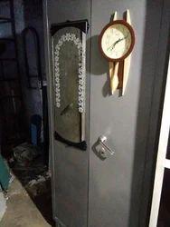 Almirah With Designer Clock
