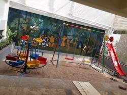 Merry Go Playground System
