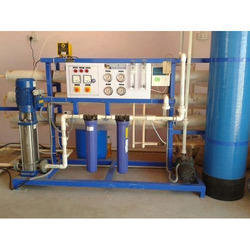 1500 LPH Industrial Semi-Automatic RO Plant