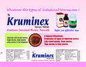 Intestinal Worms Irradicator- Kruminex Syrup