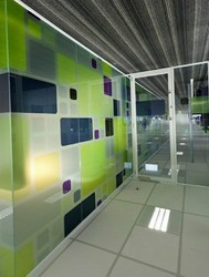 Customize Design Glass Film