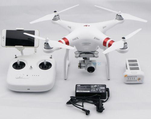 Dji Phantom 3 Drone >> Dji Phantom 3 Standard Drone Camera Professional Drones Trd