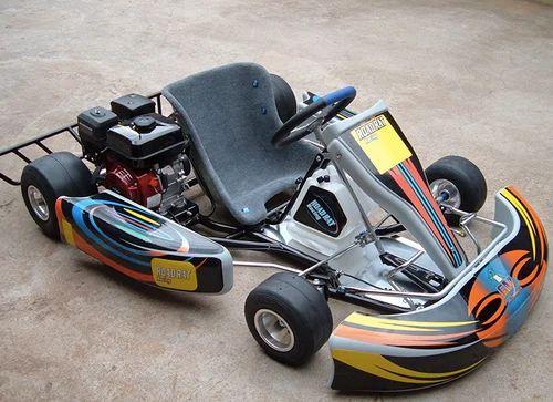 Kids Racing Kart At Rs 117000 Piece