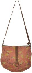 Handmade Katha Work Antique Shoulder Bag