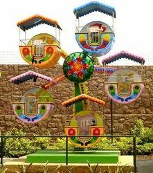 Kiddie Wheel, Age Group: 5-12 years