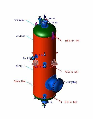 Mechanical design of process equipments - Mechanical Design
