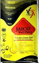 Jaico White Cement Putty Powder, Packaging: 20 kg