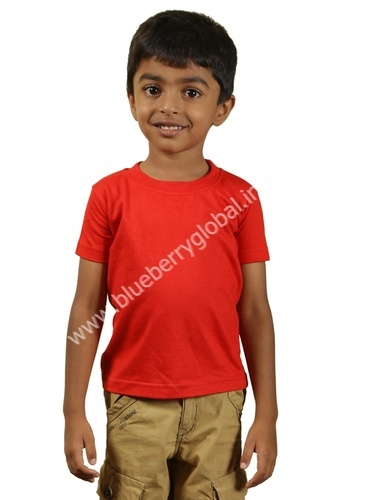 56b9a6119214 Kids-Boys Apparel & Clothings - Round Necked T - Shirt Manufacturer ...