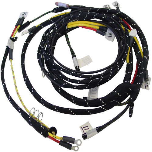 wire harness elevator wire harness manufacturer from pune rh indiamart com tractor wiring harness parts kubota tractor wiring harness
