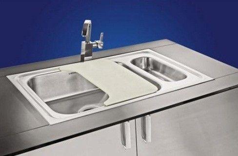 Neelkanth Kitchen Sinks With Accessories, Matt Finish ...