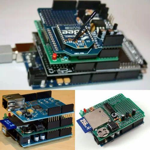 Arduino Multipurpose Shields Circuit Board - Hikin