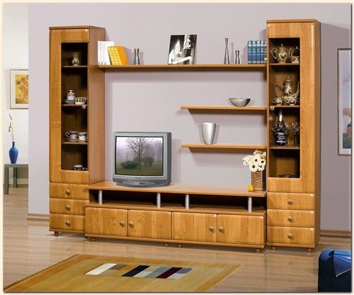 Wooden Tv Showcase View Specifications Amp Details Of Tv