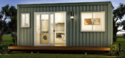 Steel Prefab Farm House Office