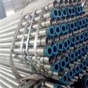 Round Galvanized Iron Pipe, Diameter: 1/2-6 Inch