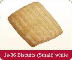 Biscuit Small Square Pellets