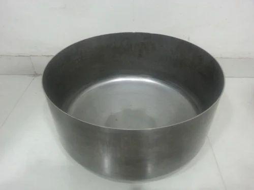 Dish End Deep Drawn