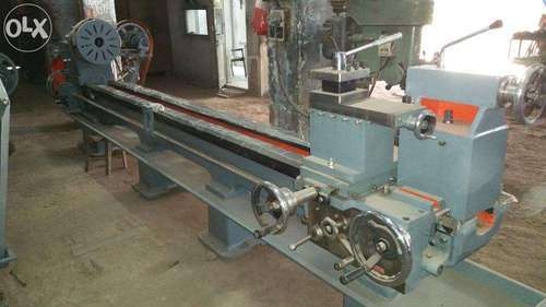 16 Feet Lathe Machine