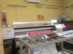 Flat Printing Machine