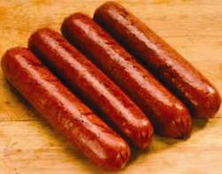 Veg Mughlai Hotdog