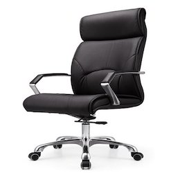 High Back Leather Office Chairs