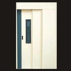 Standard Telescopic Elevator Door